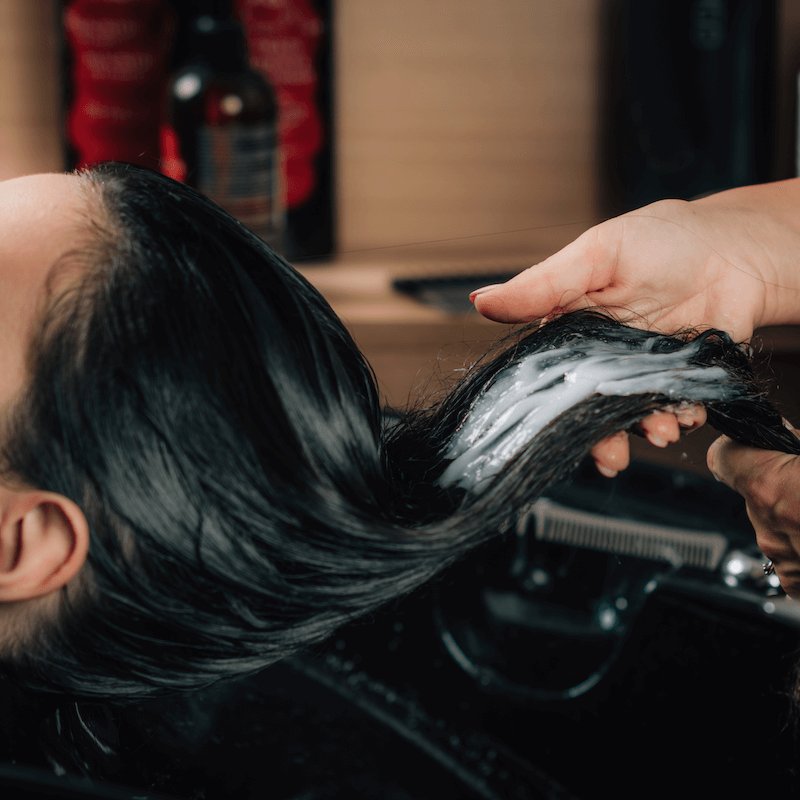 Deep Conditioning, Breakage, and Damaged Hair Treatments in Knoxville, TN - Reverence Hair Studio in Turkey Creek