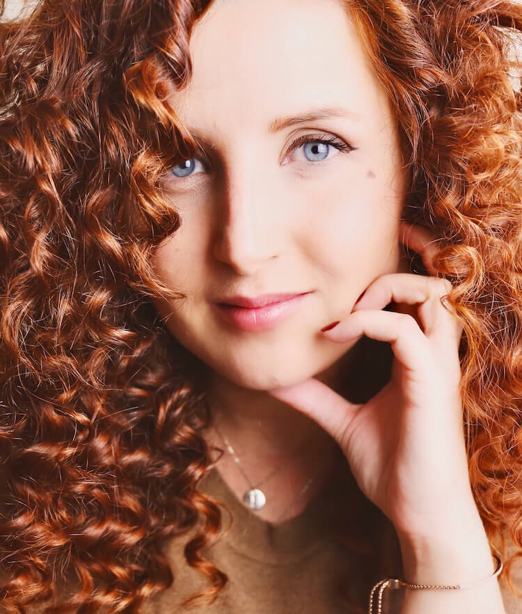 Keratin Complex Personalized Blowout Treatment for Curly Hair - Reverence Hair Studio in West Knoxville, TN